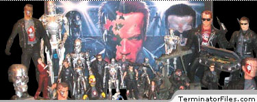 Terminator collectible reviews
